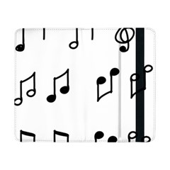 Piano Notes Music Samsung Galaxy Tab Pro 8 4  Flip Case