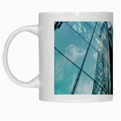 Architectural Design Architecture Building Business White Mugs