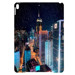 High Rise Buildings With Lights Apple Ipad Pro 10 5   Black Uv Print Case