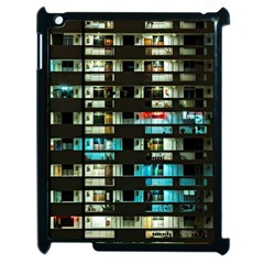 Architectural Design Architecture Building Cityscape Apple Ipad 2 Case (black)