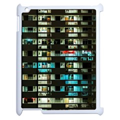 Architectural Design Architecture Building Cityscape Apple Ipad 2 Case (white)