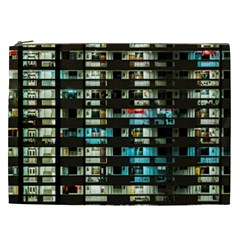 Architectural Design Architecture Building Cityscape Cosmetic Bag (xxl)