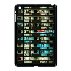 Architectural Design Architecture Building Cityscape Apple Ipad Mini Case (black)