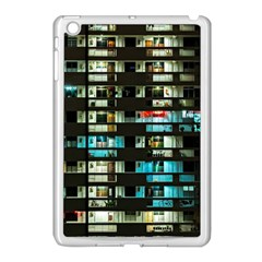 Architectural Design Architecture Building Cityscape Apple Ipad Mini Case (white)