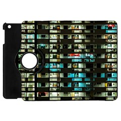 Architectural Design Architecture Building Cityscape Apple Ipad Mini Flip 360 Case