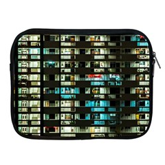 Architectural Design Architecture Building Cityscape Apple Ipad 2/3/4 Zipper Cases