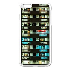 Architectural Design Architecture Building Cityscape Iphone 6 Plus/6s Plus Enamel White Case