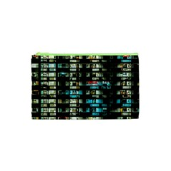 Architectural Design Architecture Building Cityscape Cosmetic Bag (xs)