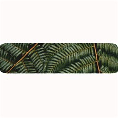 Green Leaves Photo Large Bar Mats
