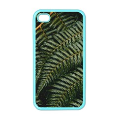 Green Leaves Photo Iphone 4 Case (color)