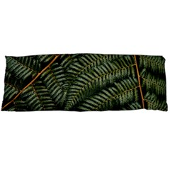 Green Leaves Photo Body Pillow Case (dakimakura)
