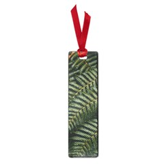 Green Leaves Photo Small Book Marks
