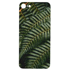 Green Leaves Photo Iphone 7/8 Soft Bumper Uv Case