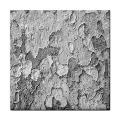 Nature Texture Print Tile Coasters