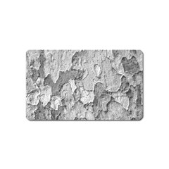 Nature Texture Print Magnet (name Card) by dflcprintsclothing
