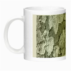 Nature Texture Print Night Luminous Mugs by dflcprintsclothing