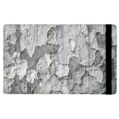 Nature Texture Print Apple Ipad 2 Flip Case by dflcprintsclothing