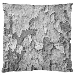 Nature Texture Print Standard Flano Cushion Case (one Side)