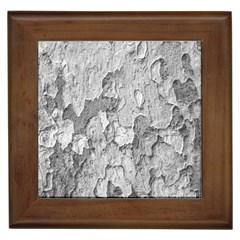 Nature Texture Print Framed Tiles