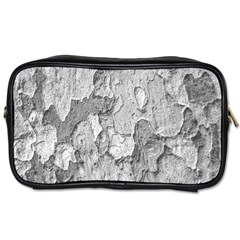 Nature Texture Print Toiletries Bag (one Side)