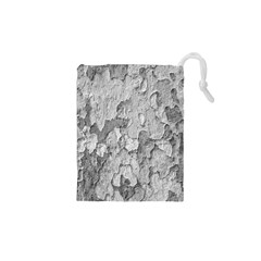 Nature Texture Print Drawstring Pouch (xs) by dflcprintsclothing