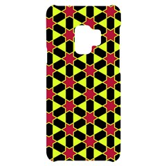 Pattern Texture Backgrounds Samsung S9 Black Uv Print Case by HermanTelo