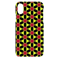 Pattern Texture Backgrounds Iphone X/xs Black Uv Print Case