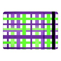 Plaid Waffle Gingham Samsung Galaxy Tab Pro 10 1  Flip Case by HermanTelo