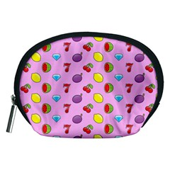 Slot Machine Wallpaper Accessory Pouch (medium)