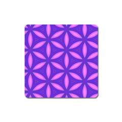 Purple Square Magnet
