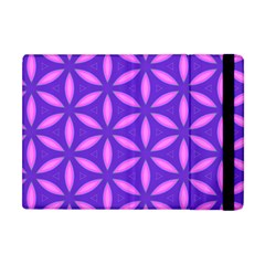 Purple Apple Ipad Mini Flip Case
