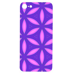 Purple Iphone 7/8 Soft Bumper Uv Case