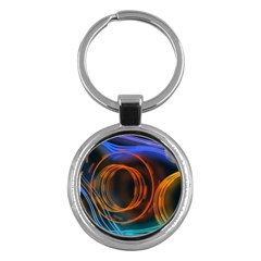 Research Mechanica Key Chain (round)