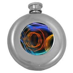 Research Mechanica Round Hip Flask (5 Oz)