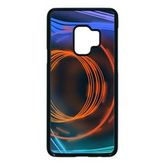 Research Mechanica Samsung Galaxy S9 Seamless Case(black)