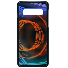 Research Mechanica Samsung Galaxy S10 Seamless Case(black)