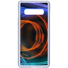 Research Mechanica Samsung Galaxy S10 Plus Seamless Case(white)