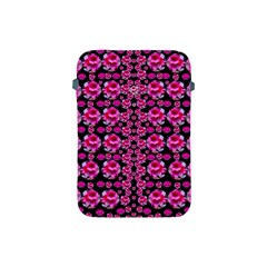 Floral To Be Happy Of In Soul And Mind Decorative Apple Ipad Mini Protective Soft Cases by pepitasart