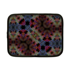 Animated Ornament Background Fractal Art Netbook Case (small) by Simbadda