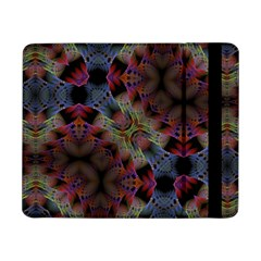 Animated Ornament Background Fractal Art Samsung Galaxy Tab Pro 8 4  Flip Case by Simbadda