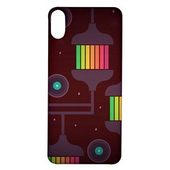 Non Seamless Pattern Background Iphone X/xs Soft Bumper Uv Case