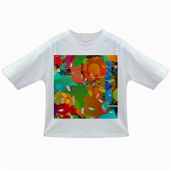 Background Colorful Abstract Infant/toddler T Shirts by Simbadda