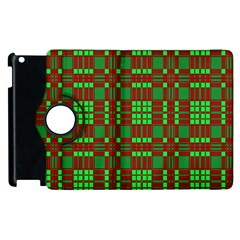 Lumberjack Plaid Buffalo Plaid Apple Ipad 2 Flip 360 Case