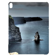 Cliffs Of Moher Apple Ipad Pro 12 9   Black Uv Print Case