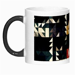 Art Design Color Banner Wallpaper Morph Mugs