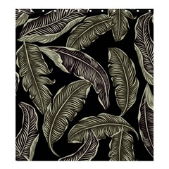 Jungle Leaves Tropical Pattern Shower Curtain 66  X 72  (large)