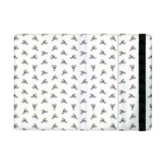 Cycling Motif Design Pattern Ipad Mini 2 Flip Cases