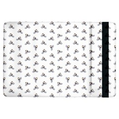 Cycling Motif Design Pattern Ipad Air Flip
