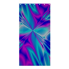 Background Design Pattern Colorful Shower Curtain 36  X 72  (stall)