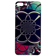 Fractal Artwork Abstract Background Art Pattern Iphone 7/8 Plus Soft Bumper Uv Case by Sudhe